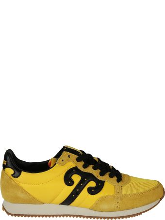 Wushu Ruyi Lace-up Sneakers