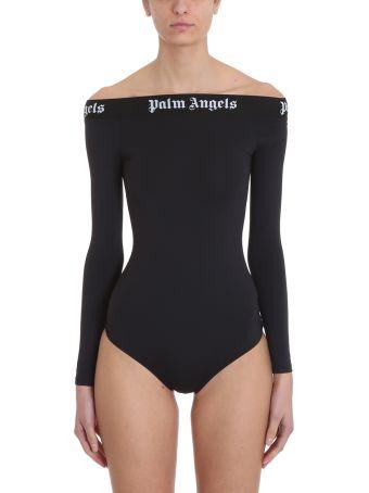 Palm Angels Tape Bodysuit