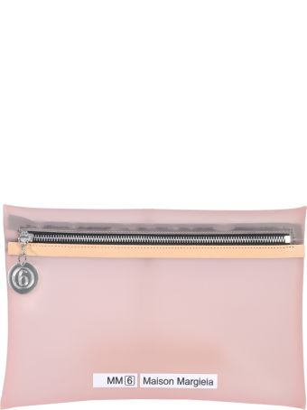 MM6 Maison Margiela Medium Pvc Pouch