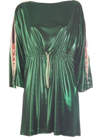 Gucci Side Paneled Short Dress