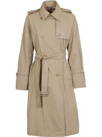 Weekend Max Mara Belted Trench