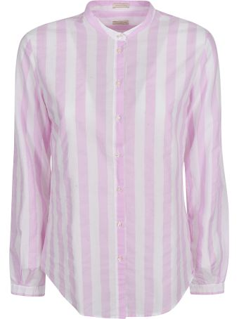 Massimo Alba Large Striped Shirt