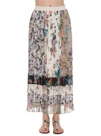 Zimmermann 96 Pleated Long Skirt