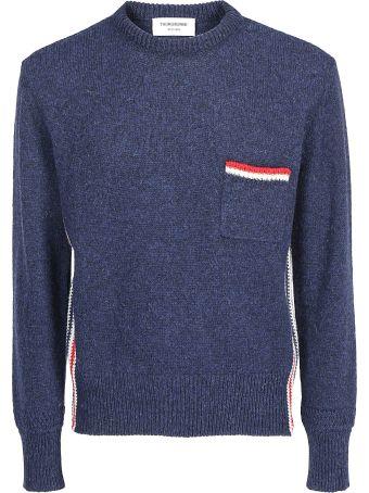Thom Browne Shetland Wool Pullover