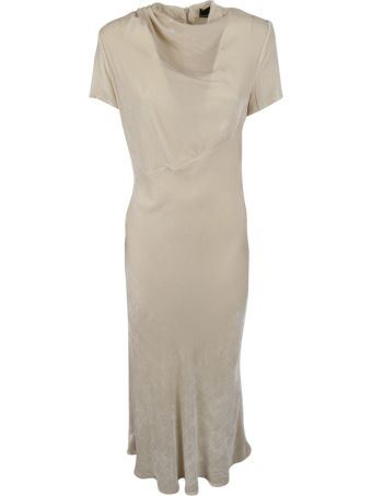 Ermanno Ermanno Scervino Classic Long Dress