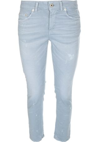 Dondup Monroe Ripped Jeans