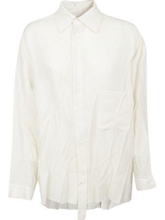 Y's Wrinkled Shirt