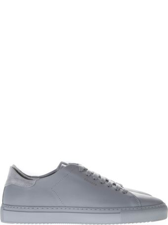 Axel Arigato Clean 90 Grey Leather Sneaker