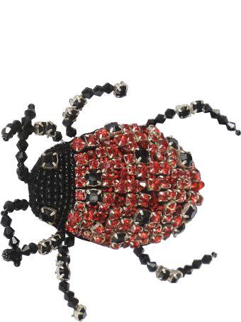 Rochas Ladybug Brooch