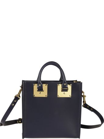 Sophie Hulme Small Albion Tote