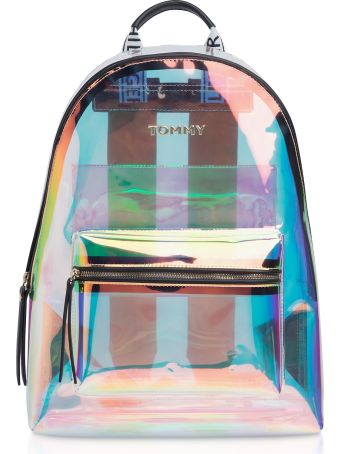 Tommy Hilfiger Iridescent Iconic Tommy Backpack