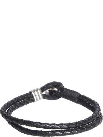 Paul Smith Interweaved Bracelet