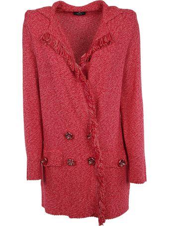 Elisabetta Franchi Celyn B. Elisabetta Franchi For Celyn B. Double Breasted Knitted Dress