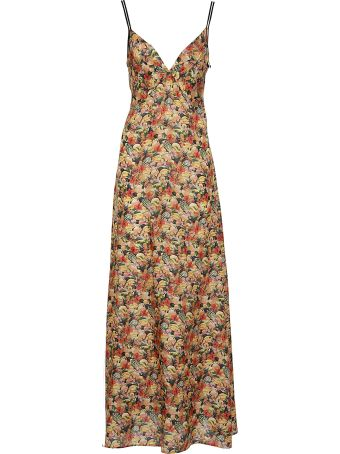 Momonì Printed Sleeveless Dress