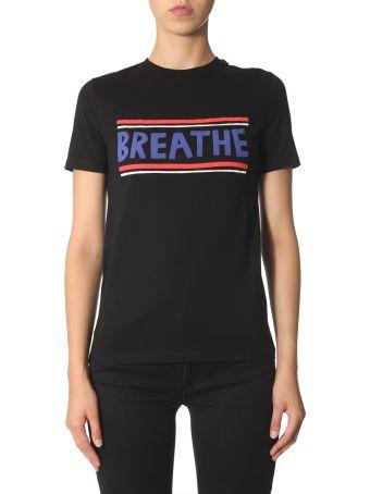 Etre Cecile Breathe-t Print T-shirt
