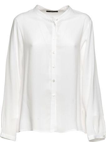 Seventy Seventy Mao Collar Blouse