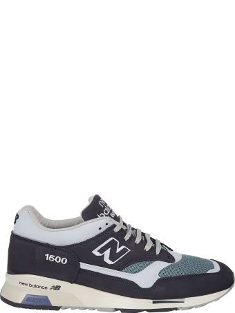 New Balance Embroidered Logo Sneakers