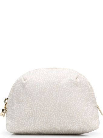 Borbonese Zipped Pouch