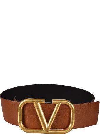Valentino Logo Belt