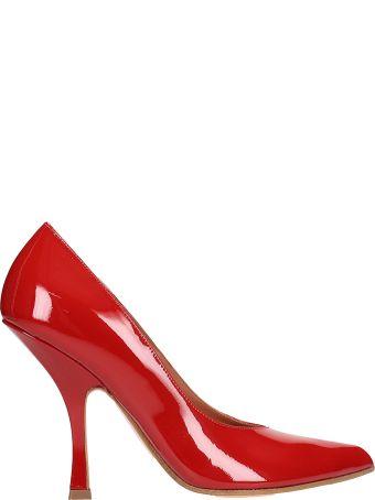 Y/Project High Heel Open Toe Pumps