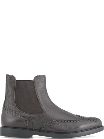 Fratelli Rossetti Leather Chelsea Boot