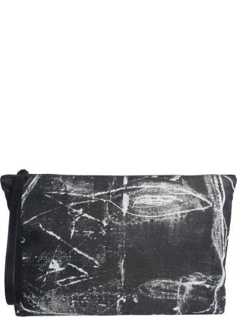 Alexander McQueen Zip-up Pencil Case