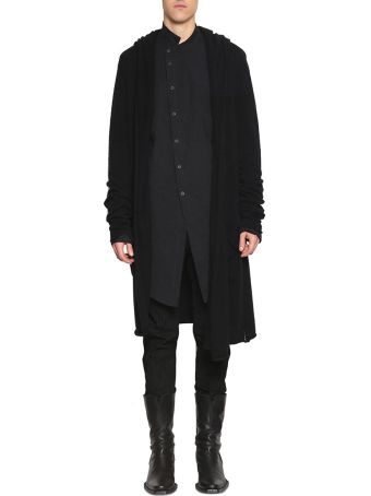 Lost & Found Ria Dunn Oversized Wool And Angora Cardigan