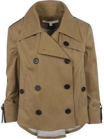 Veronica Beard Classic Pea Coat