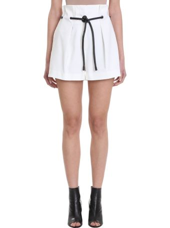 3.1 Phillip Lim Origami Pleat Shorts