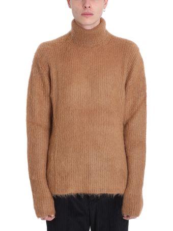 834ef4d3305f Danilo Paura Brown Wool Umit Sweater