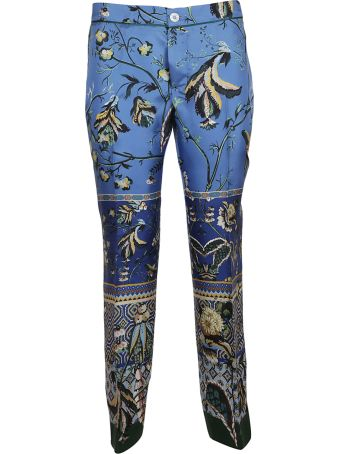 For Restless Sleepers F.r.s. For Restless Sleepers Printed Trousers