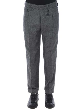 Manuel Ritz Cropped Trousers