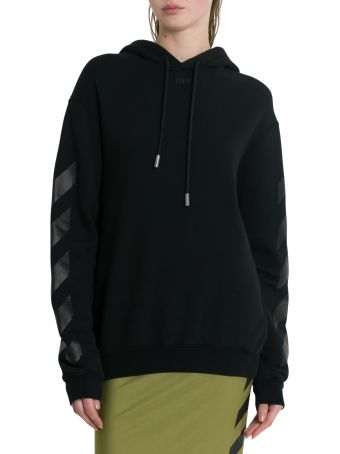 Off-White Arrrow And Diag Hoodie