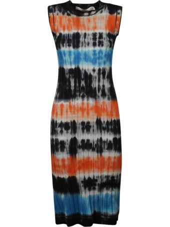 Victoria Beckham Printed Tank Dress