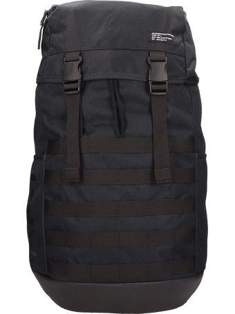 Nike Black Cotton Backpack