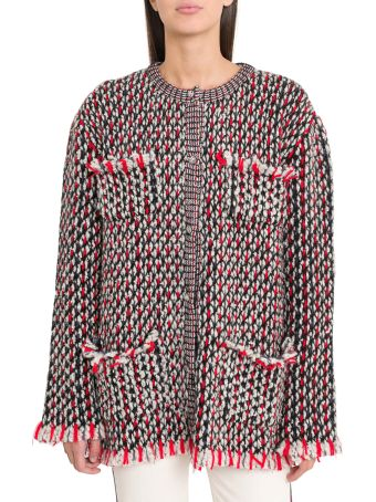 Gucci Oversized Cardigan
