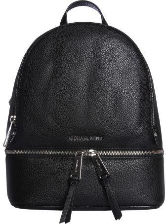 MICHAEL Michael Kors Medium Rhea Zip Backpack