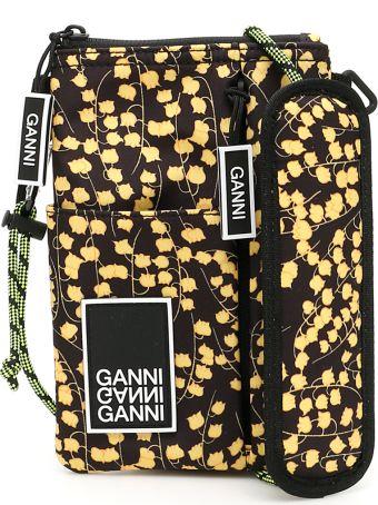 Ganni Nylon Mini Bag