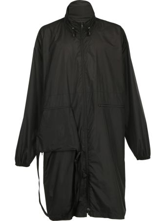Maison Margiela Windbreak Long Jacket