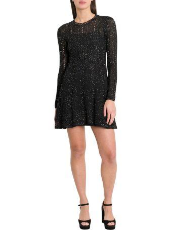 M Missoni Short Dress With Sequins