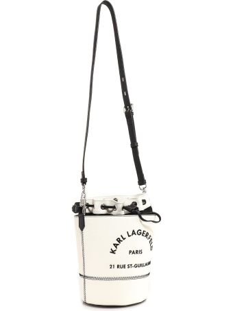 Karl Lagerfeld Bucket Bag