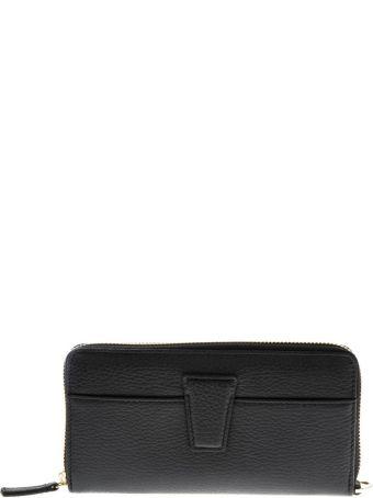 Gianni Chiarini Black Leather Wallet