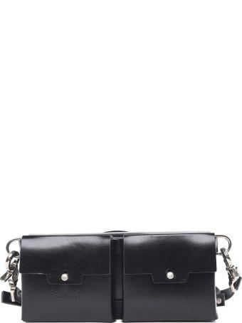 Niels Peeraer Envelope Smooth-leather Shoulder Bag