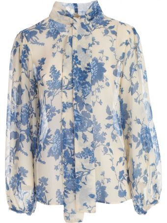SEMICOUTURE Floral Shirt