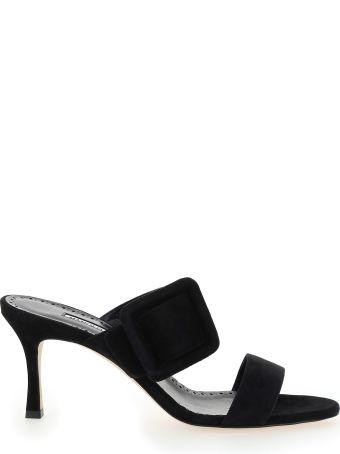 Manolo Blahnik Gable Sandals