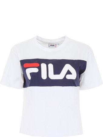 Fila Allison Logo T-shirt