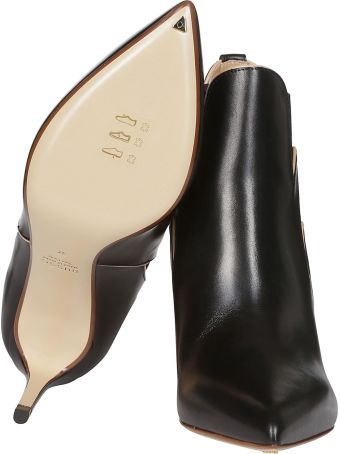 Francesco Russo Classic Ankle Boots