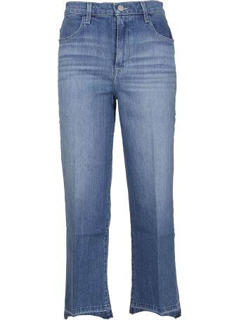 J Brand Jbrand Joan Cropped Jeans