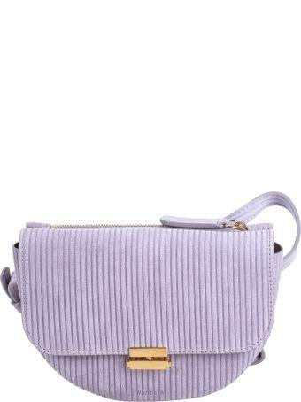 Wandler Mini Hortensia Corduroy Bag
