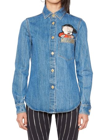 Moschino 'piggy' Shirt